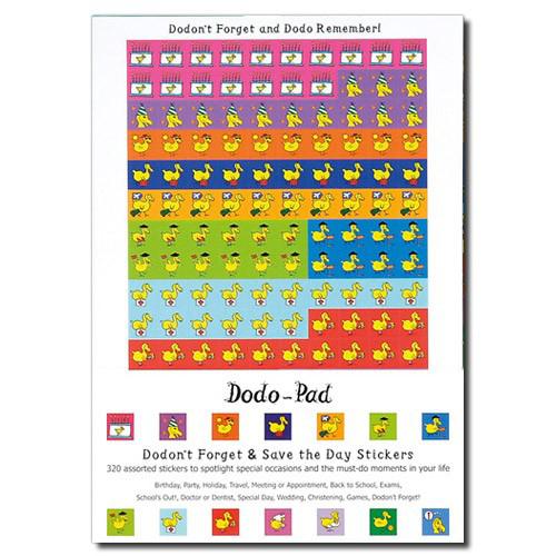 Dodo stickers