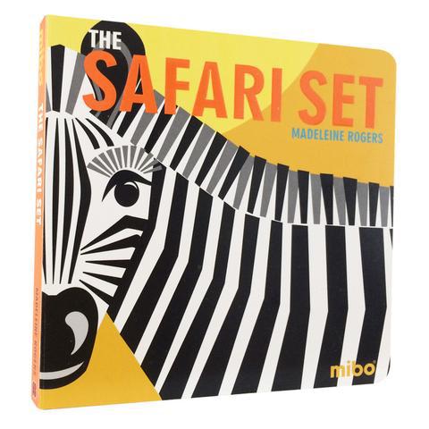 Mibo board book the safari set