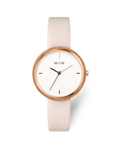 wooden watch plano 652 by MAM originals