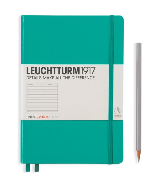 Notebook Emerald A5 Ruled by Leuchtturm1917